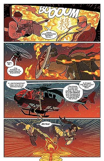 Immortal Iron Fists (2017) #4 (of 6)