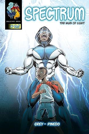 SPECTRUM The Man of Light #0.5