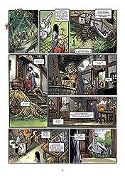 Triskell Vol. 3: Le Cornu de Brocéliande