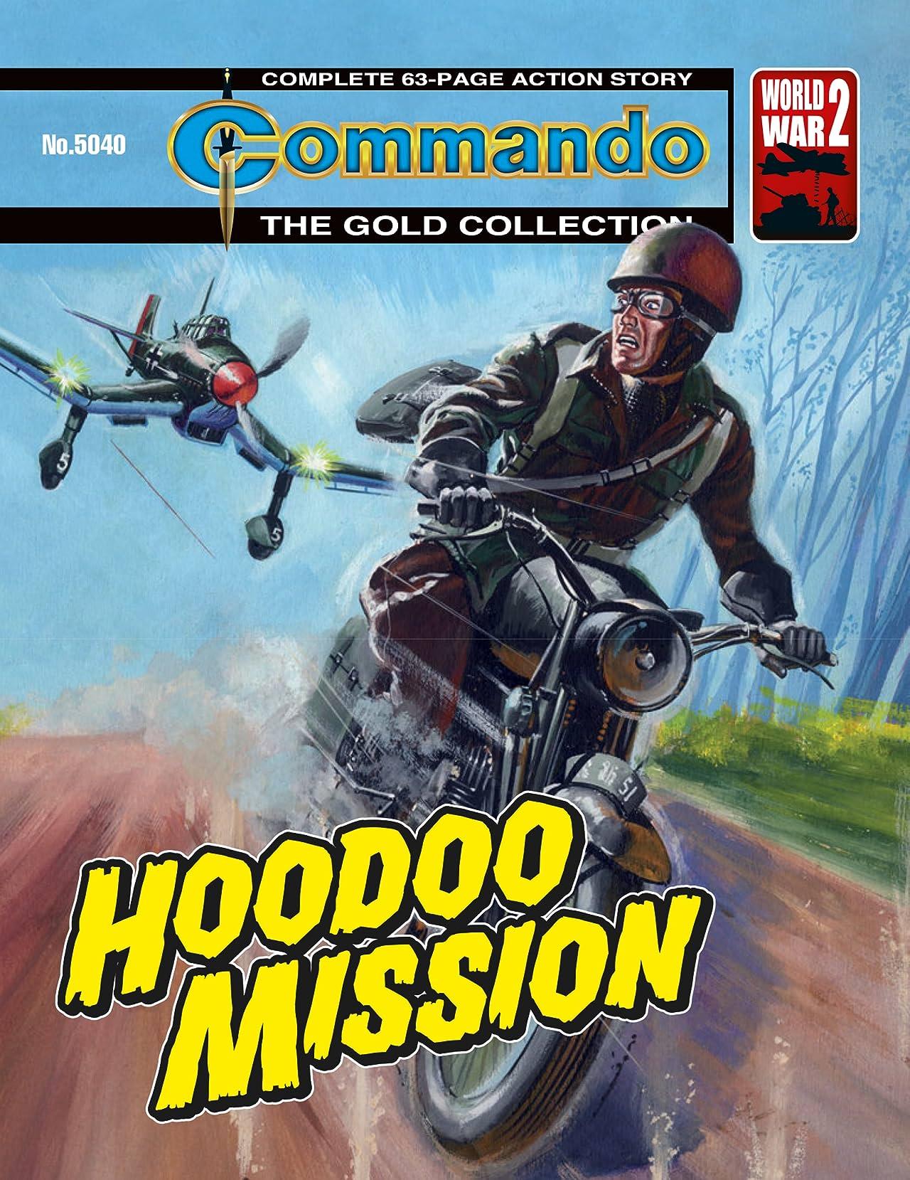 Commando #5040: Hoodoo Mission