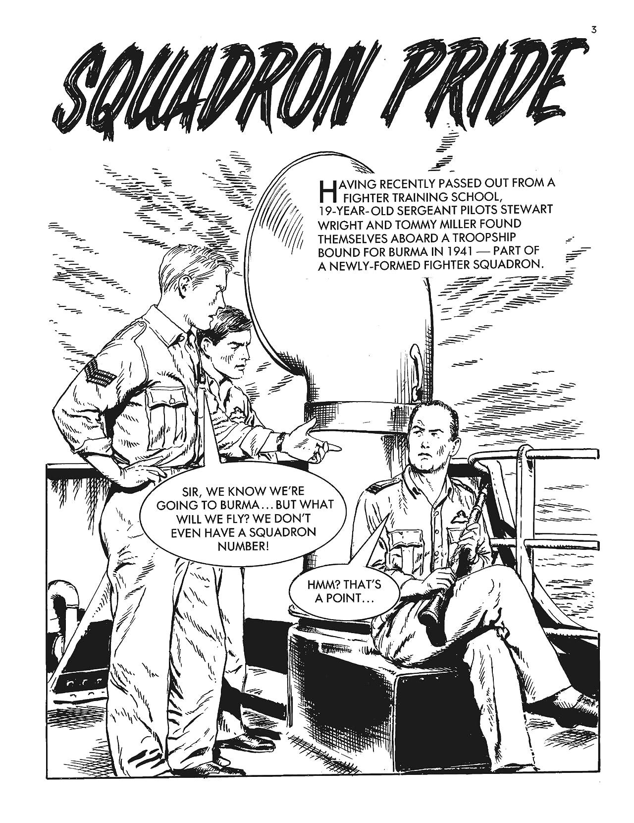 Commando #5042: Squadron Pride