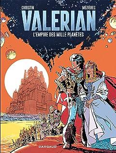 Valérian - édition spéciale Tome 2: Empire des mille planètes