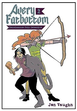 Avery Fatbottom: Renaissance Fair Detective No.2