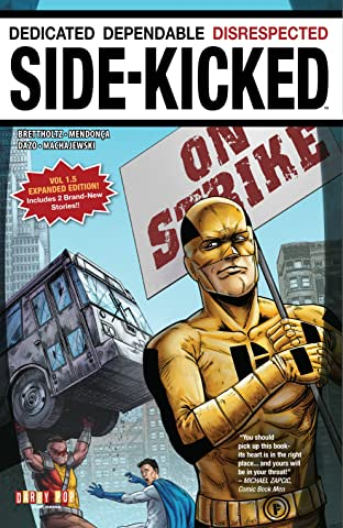Side-Kicked Vol. 1.5