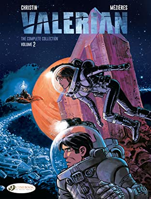 Valerian - The Complete Collection Vol. 2