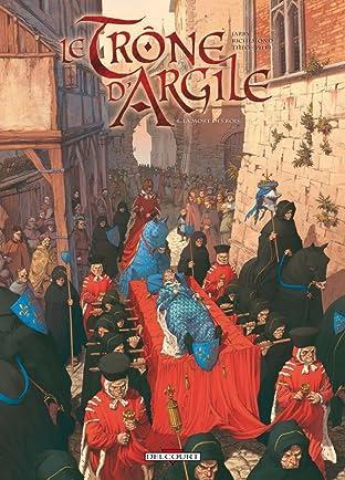 Le Trône d'argile Tome 4: La Mort des rois