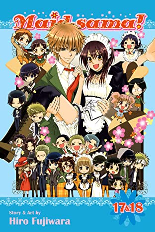 Maid-Sama! (2-in-1 Edition) Vol. 9