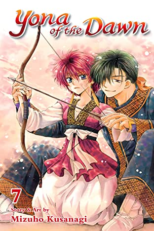 Yona of the Dawn Tome 7