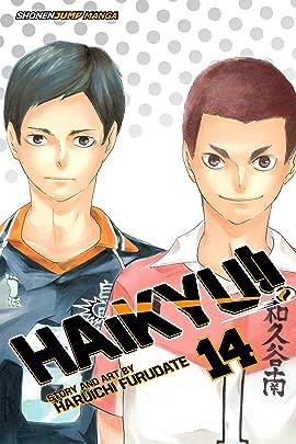 Haikyu!! Vol. 14
