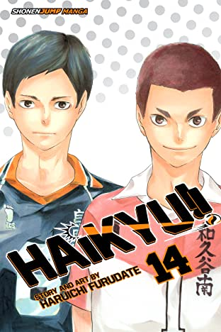 Haikyu!! Vol. 14