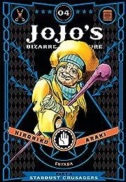 JoJo's Bizarre Adventure: Part 3: Stardust Crusaders Vol. 4