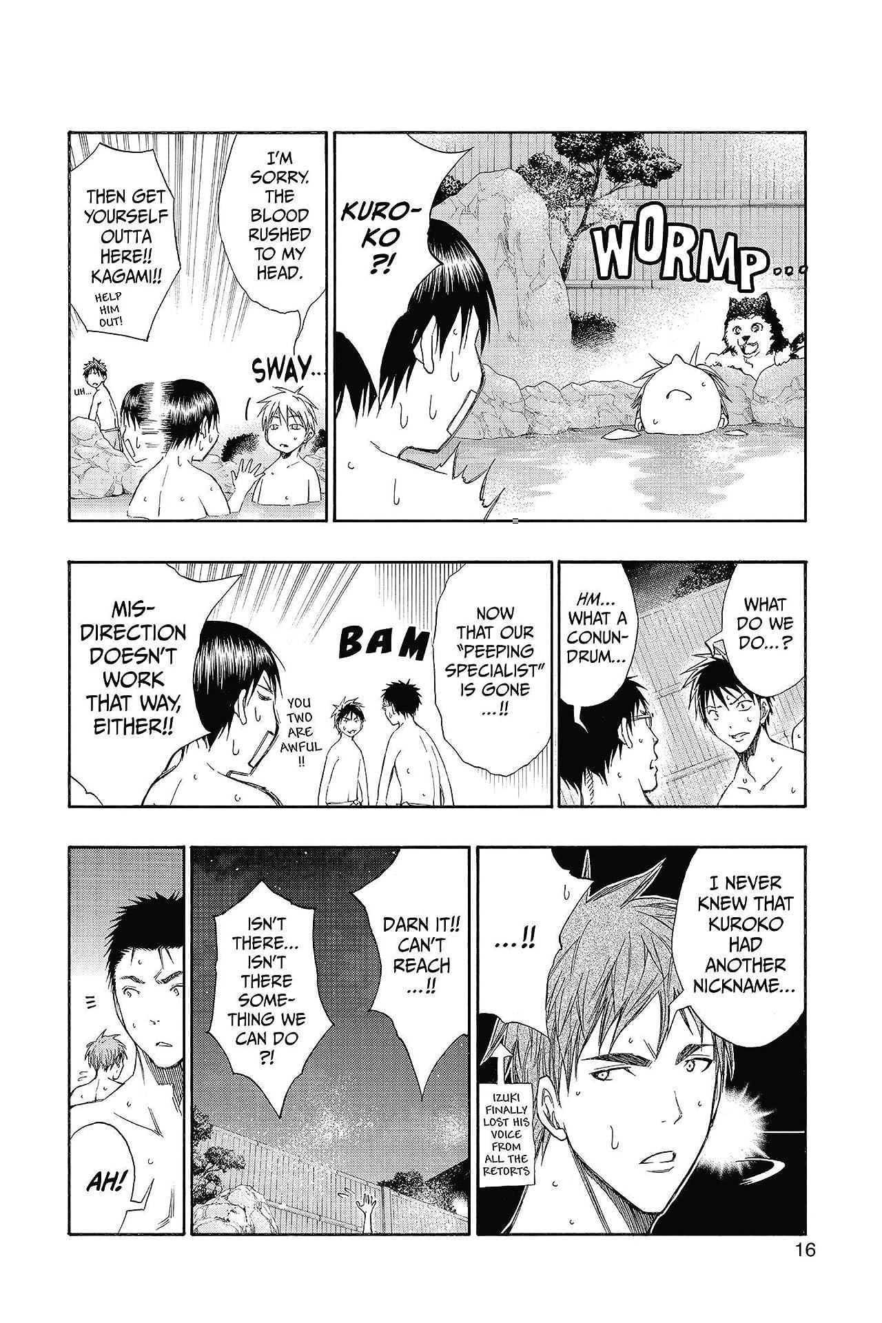 Kuroko's Basketball Vol. 7
