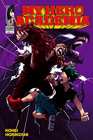 My Hero Academia Vol. 9