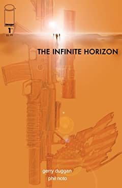The Infinite Horizon #1 (of 6)