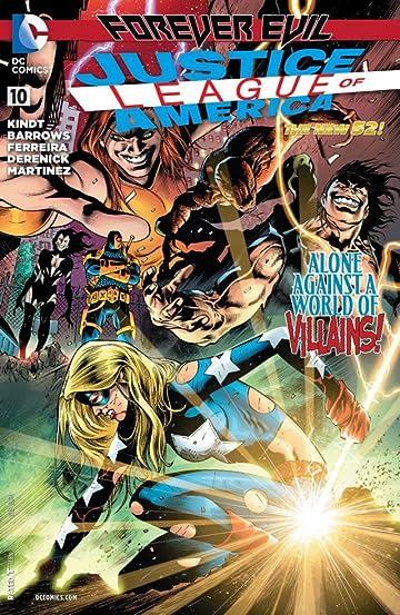 Justice League of America (2013-2015) #10
