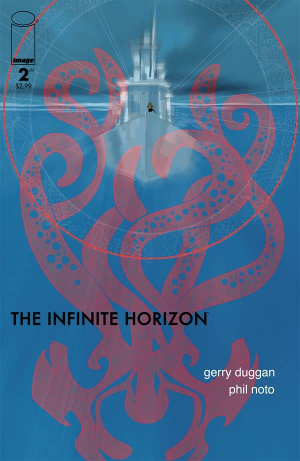 The Infinite Horizon #2 (of 6)