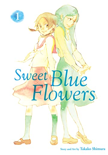 Sweet Blue Flowers Vol. 1