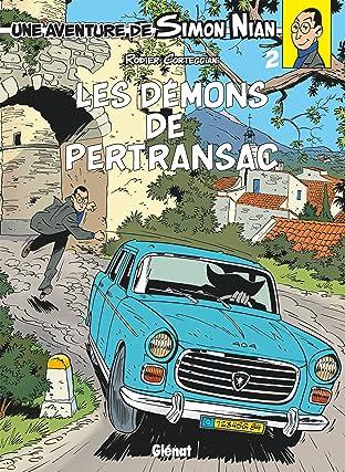 Une aventure de Simon Nian Vol. 2: Les démons de Pertransac