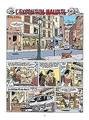 Une aventure de Simon Nian Vol. 3: L'Exposition Maudite