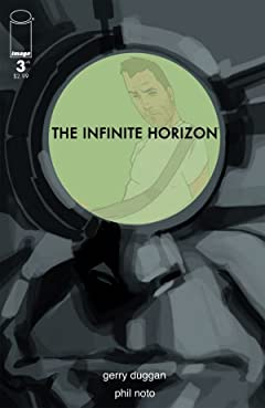 The Infinite Horizon #3 (of 6)