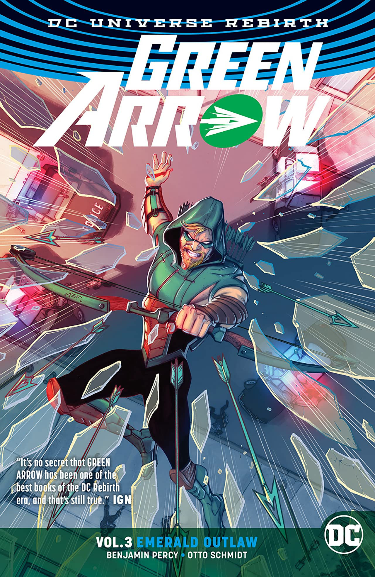 Green Arrow (2016-) Vol. 3: Emerald Outlaw
