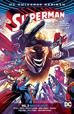Superman (2016-) Tome 3: Multiplicity