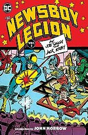 The Newsboy Legion Vol. 2