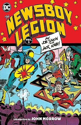 The Newsboy Legion Tome 2