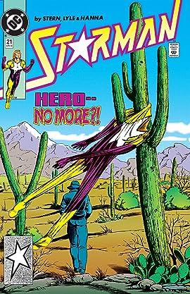 Starman (1988-1992) #21