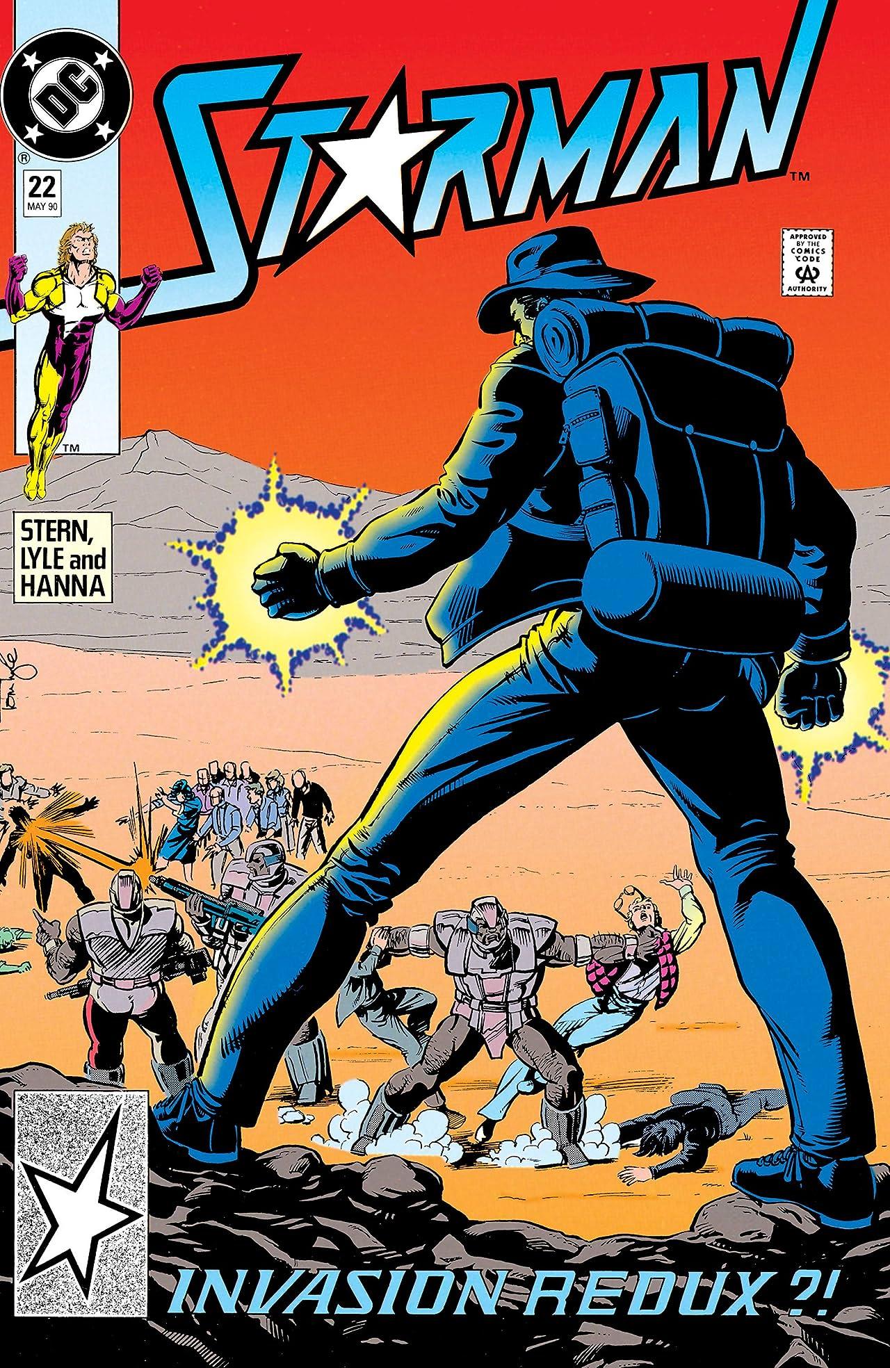Starman (1988-1992) #22