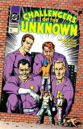 Challengers of the Unknown (1991) No.1
