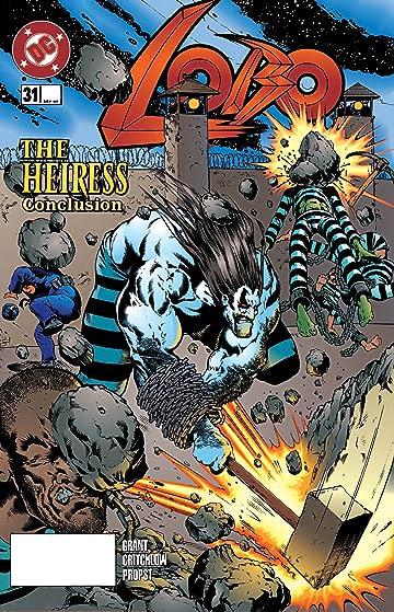 Lobo (1993-1999) #31