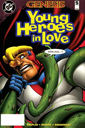 Young Heroes in Love (1997-1998) #5