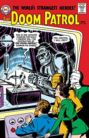 Doom Patrol (1964-1968) No.86