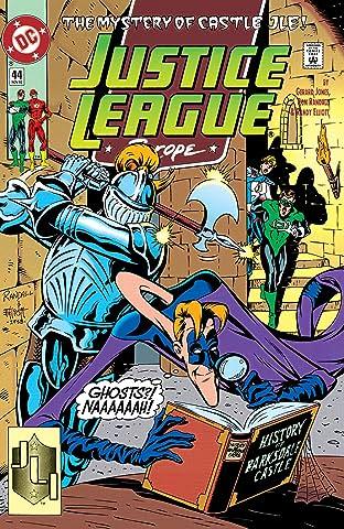 Justice League Europe (1989-1993) #44
