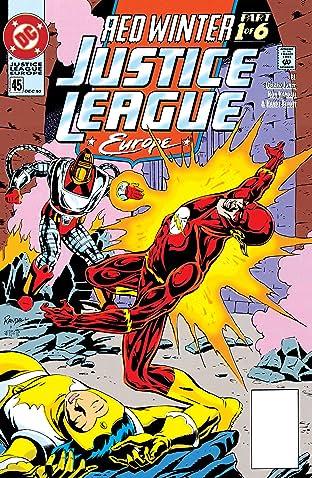 Justice League Europe (1989-1993) #45