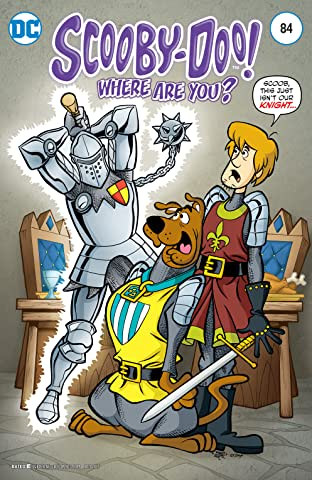 Scooby-Doo, Where Are You? (2010-) No.84