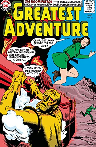 My Greatest Adventure (1955-1964) #82