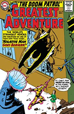 My Greatest Adventure (1955-1964) No.83