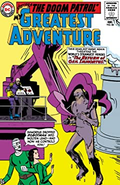 My Greatest Adventure (1955-1964) No.84