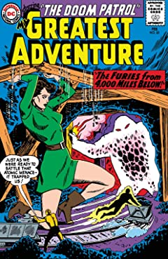 My Greatest Adventure (1955-1964) #85