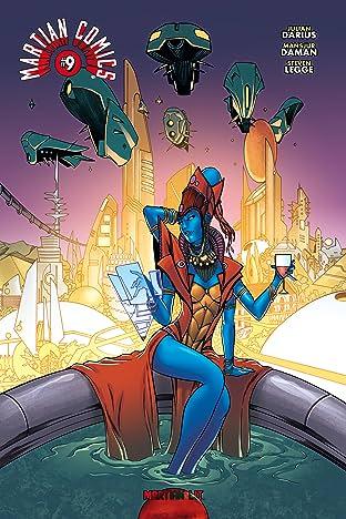 Martian Comics #9