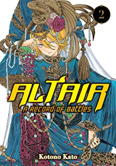 Altair: A Record of Battles Vol. 2