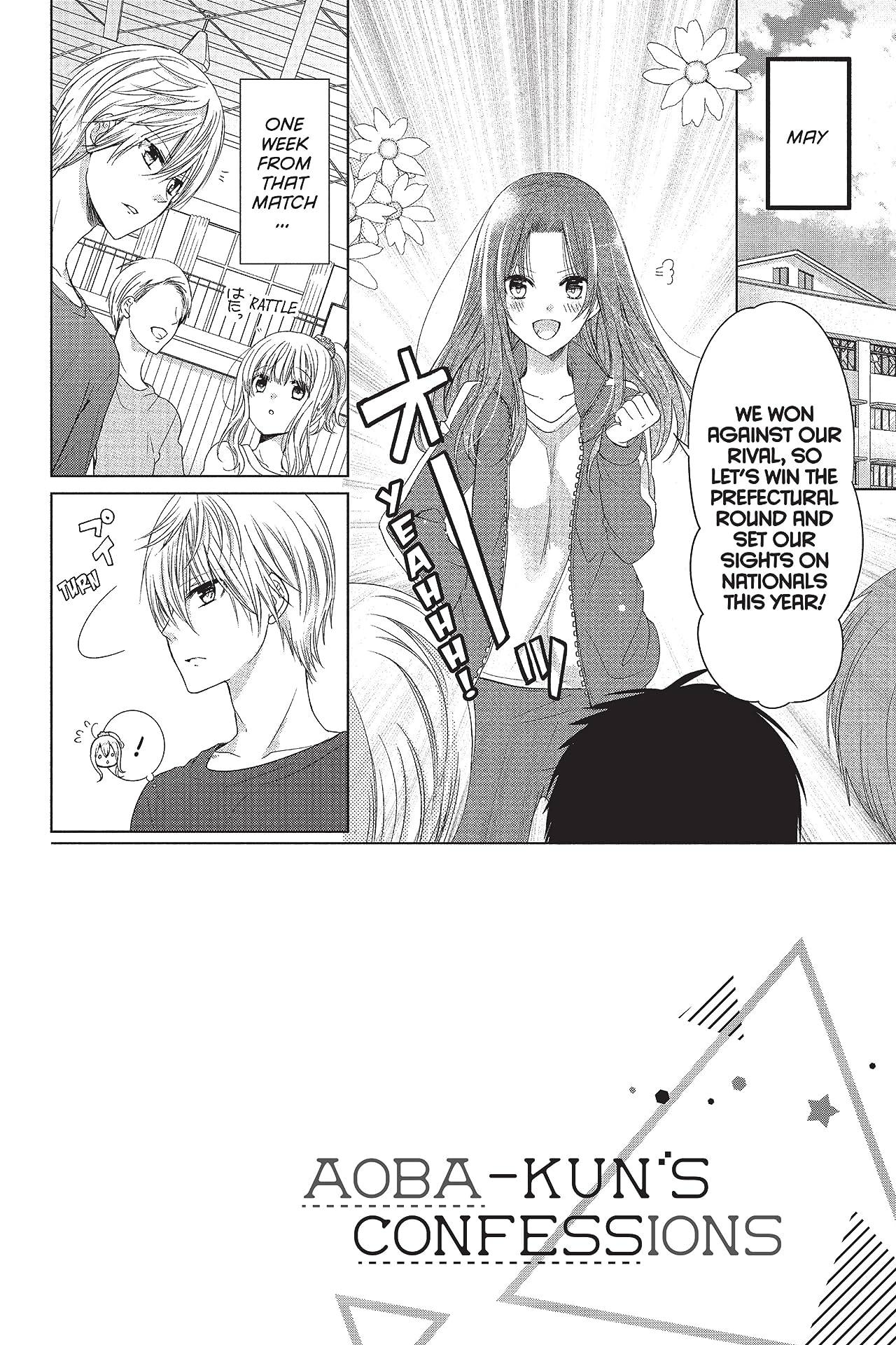 Aoba-kun's Confessions Vol. 2