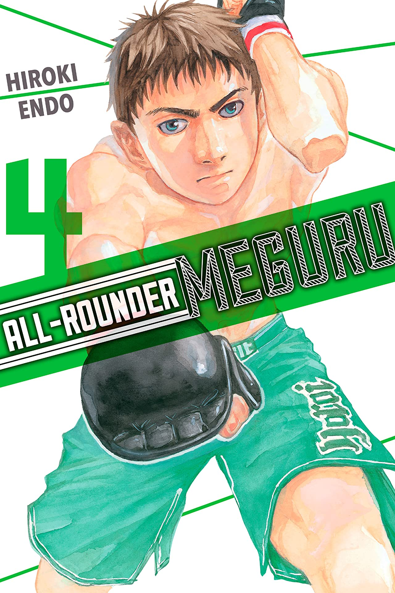 All-Rounder Meguru Vol. 4