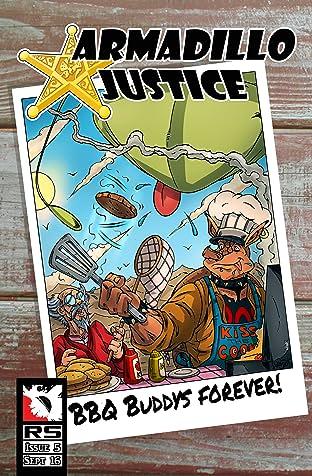 Armadillo Justice No.5