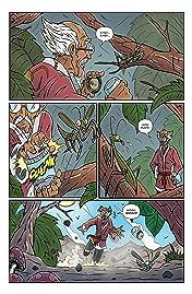 Armadillo Justice #5