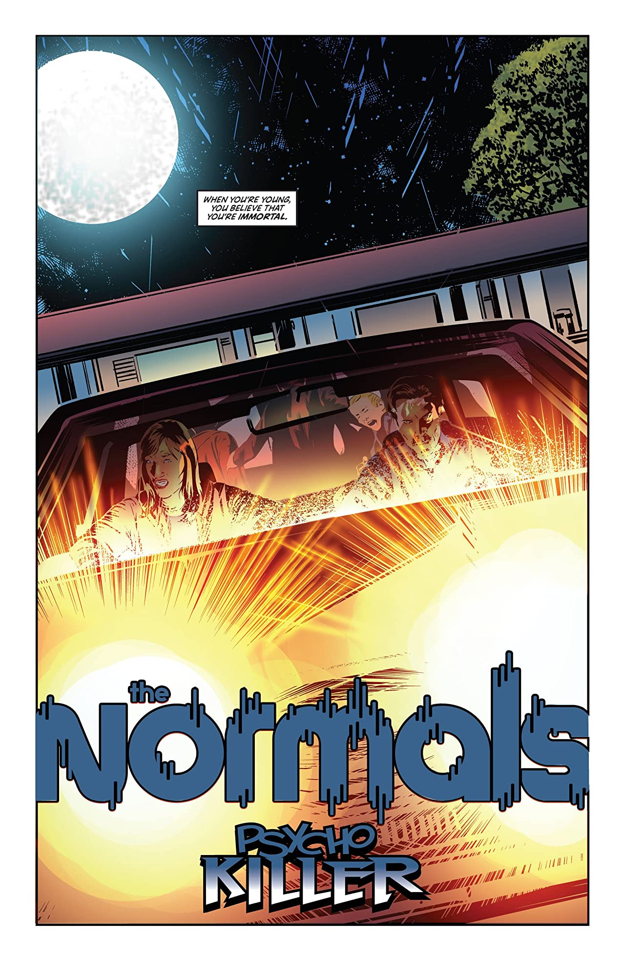 The Normals #6