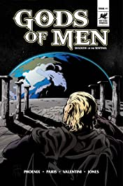 Gods Of Men - Shadow Of The Sentinel #1