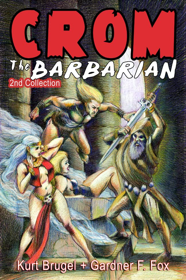 Crom the Barbarian #2